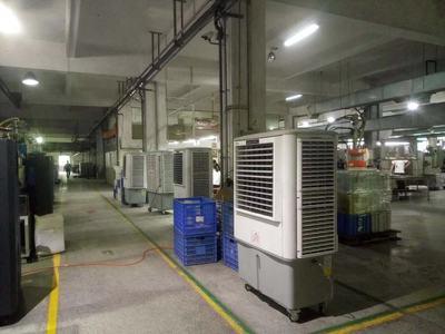 厂房节能型水冷降温空调