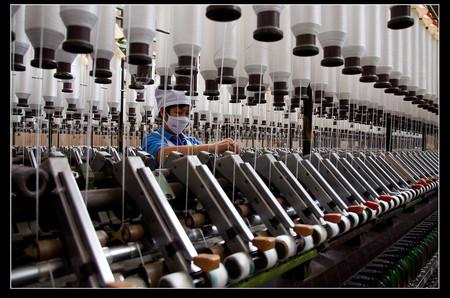 纺织行业湿度控制